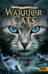 Warrior Cats - Vision von Schatten. Donner und Schatten