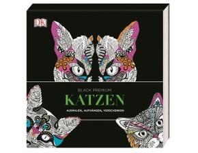 Black Premium. Katzen