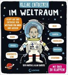 Kleine Entdecker - Im Weltraum