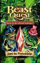 Beast Quest - Juwel des Piratenkönigs