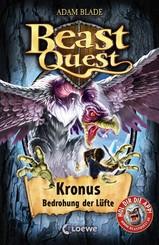 Beast Quest - Kronus, Bedrohung der Lüfte