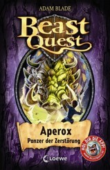 Beast Quest (Band 48) - Aperox, Panzer der Zerstörung