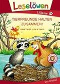 Tierfreunde halten zusammen!, Großbuchstabenausgabe