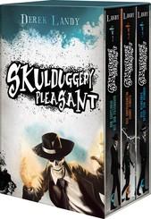 Skulduggery Pleasant, 3 Bde.