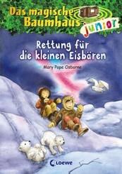 Das magische Baumhaus junior - Rettung für die kleinen Eisbären