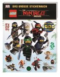 The LEGO Ninjago Movie, Das große Stickerbuch