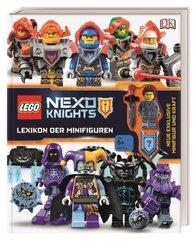 LEGO Nexo Knights Lexikon der Minifiguren