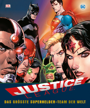 DC Justice League, Das größte Superhelden-Team der Welt