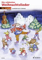 Die schönsten Weihnachtslieder, 1-2 Violinen