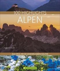100 Highlights Alpen