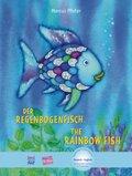 Der Regenbogenfisch, Deutsch-Englisch