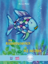 Der Regenbogenfisch, Deutsch-Spanisch