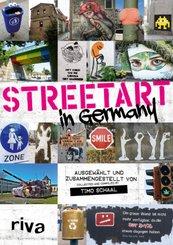 Streetart in Germany; Buch XXXII