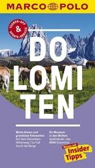 MARCO POLO Reiseführer Dolomiten