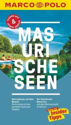 MARCO POLO Reiseführer Masurische Seen