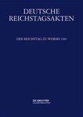 Deutsche Reichstagsakten, Mittlere Reihe: Deutsche Reichstagsakten unter Maximilian I.: Der Reichstag zu Worms 1509; Bd.10