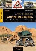 """""""Auf Pad"""" im 4x4-Camper - Camping in Namibia"""