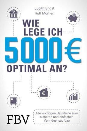 Wie lege ich 5000 Euro optimal an?