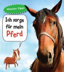 Ich sorge für mein Pferd