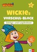 Wickies Vorschul-Block - Zahlen- und Logikrätsel