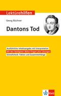 """Lektürehilfen Georg Büchner """"Dantons Tod"""""""