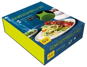 Gemüse-Spirelli-Set, m. Spiralschneider