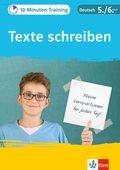 10-Minuten-Training Texte schreiben