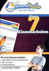 Mathematik Klassenarbeiten Klasse 7