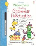 Wipe-clean Starting Grammar and Punctuation, w. Wipe-clean pen