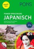 PONS Power-Sprachkurs Japanisch