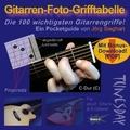 Gitarren-Foto-Grifftabelle im Pocket-Format