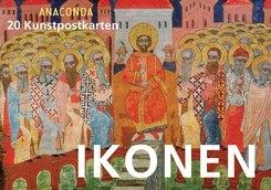 Postkartenbuch Ikonen