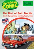 PONS Sprachlern-Comic Englisch - The Best of Both Worlds