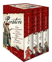 Piraten - Die großen Romane (4 Bücher)