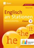 Englisch an Stationen 9 Inklusion, m. Audio-CD