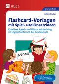 Flashcard-Vorlagen mit Spiel- und Einsatzideen, m. CD-ROM