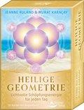 Heilige Geometrie, 50 Karten mit Begleitbuch