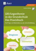 LRS/Legasthenie in der Grundschule, m. CD-ROM
