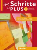 Schritte plus Neu - Deutsch als Fremdsprache / Deutsch als Zweitsprache: Intensivtrainer mit Audio-CD; Bd.3+4