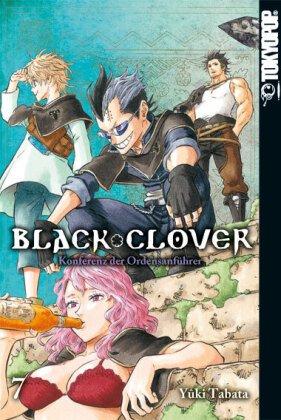 Black Clover - Konferenz der Ordensanführer