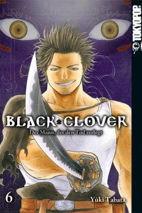 Black Clover - Der Mann, der den Tod zerlegt
