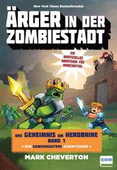 Das Geheimnis um Herobrine - Ärger in der Zombiestadt