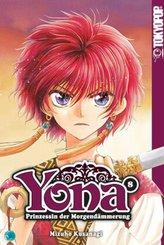 Yona - Prinzessin der Morgendämmerung - Bd.8