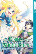 The Rising of the Shield Hero - Bd.3