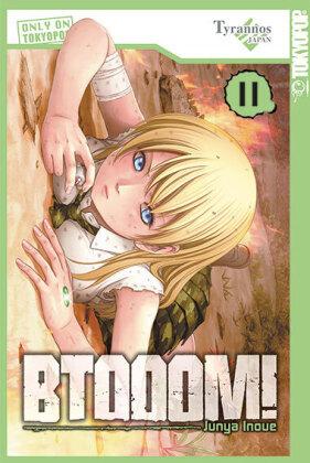 Btooom! - Bd.11