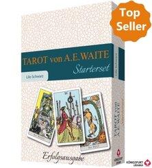 Tarot von A. E. Waite, Starterset, m. Rider/Waite-Tarotkarten