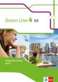 Green Line G9, Ausgabe ab 2015: 8. Klasse, Vokabeltraining aktiv, Arbeitsheft; .4