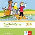 Die Reli-Reise, Ausgabe Baden-Württemberg (2017): 3./4. Schuljahr, Audio-CD