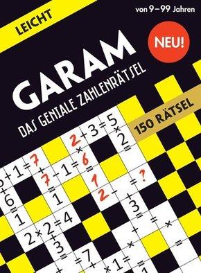 GARAM: Das geniale Zahlenrätsel - leicht