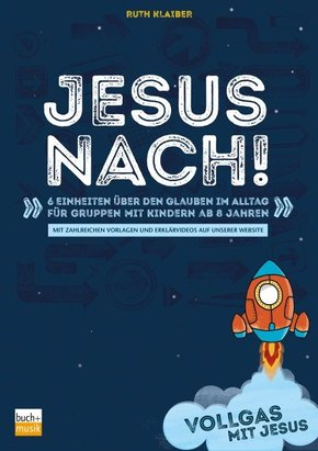 Jesus nach!